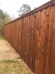 Stain Pro Cedar Fence Color Is Leatherwood Facebook