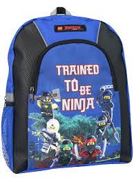 Lego Ninjago Kids Ninja Backpack - Buy Online in Oman.