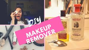 best homemade natural makeup remover