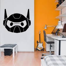 Baymax Costume Vinyl Car Laptop Window Wall Room Decal Sticker Mymonkeysticker Com