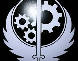 Fallout Decal Etsy