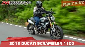 ducati scrambler 1100 is bigger better