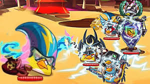 Angry Birds Epic - PvP Ranked Arena Battle! Part 300 - YouTube