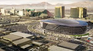 FAA Reviewing Las Vegas Raiders Stadium ...
