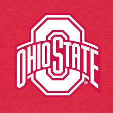 Osu Ohio State Buckeyes Red Logo Pixel Xl Skin