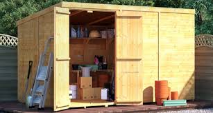 what is the best type of garden shed to