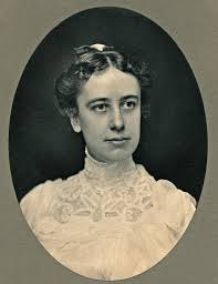 Abigail Dyer Thompson in the Class of 1898   Longyear Museum