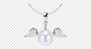 pearl necklace pendant jewellery gold