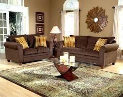 brown living room decor sofa lounge