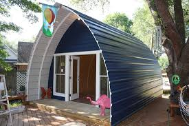 arched cabins tiny house