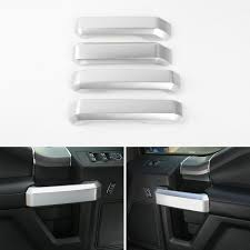 interior door handle decor cover trim