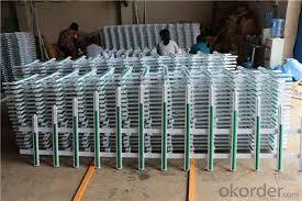 Decorative Plastic Fence For Garden And Small Garden Fence Real Time Quotes Last Sale Prices Okorder Com