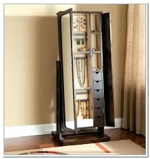 standing mirror jewelry box costco free