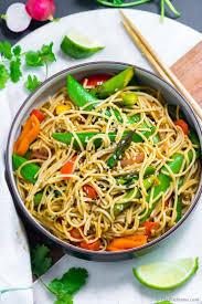 y soba noodles vegetable stir fry