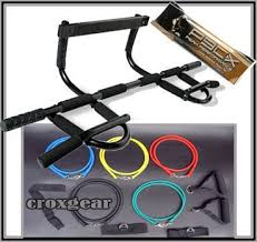 resistance bands p90x protein bar