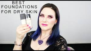 best foundation for dry skin pale