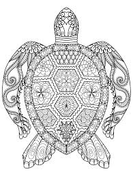 20 Gorgeous Free Printable Adult Coloring Pages Dieren