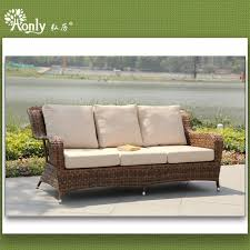 china cane furniture of outdoor factory
