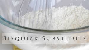 how to make bisquick subsute