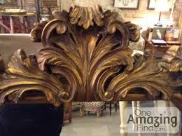 john richards unique ornate rococco