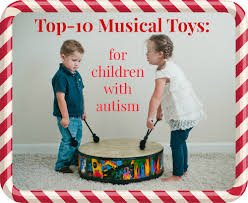al toys for children with autism