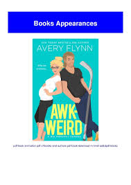 For_Android | Awk-Weird (Ice Knights, #2) | by Avery Flynn