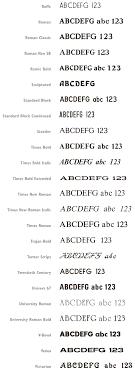 cut plastic sign letters font styles