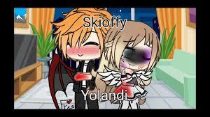Skioffi Yolandi gacha life (+13) - YouTube