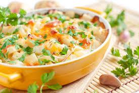 Zapečené brambory - Zdravé recepty Zdravé recepty