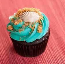 decorated cupcakes seas decorated