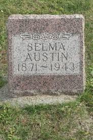 Selma Sophia Lawson Austin (1871-1943) - Find A Grave Memorial