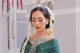 tren makeup pengantin 2020 cantik nan