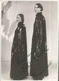 Ethel Revnell & Gracie West Actress Signed Vintage 5x7 Photo