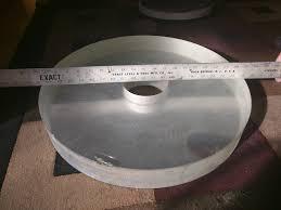 20 pyrex cassegrain telescope mirror