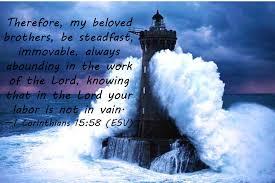 1 Corinthians 15:58 - Wellspring Christian Ministries