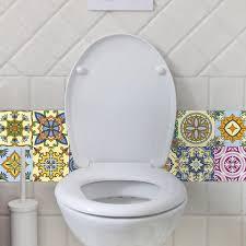 Peel And Stick Wallpaper Tiles Tile Decals For Kitchen Or Bathroom Royalwallskins