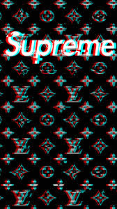supreme lv wallpapers on wallpapersafari