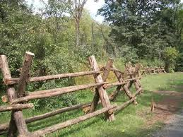 Rusticwork Rustic Fencing Rustic Fence Fence Design Fence Landscaping