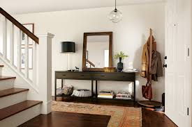 berkeley console table modern entry