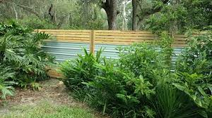 10 Horizontal Fence Ideas With Tons Of Style Backyardscape