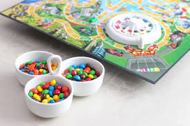 easy diy lazy susan for board games