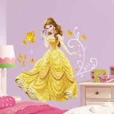 Room Mates Disney Princess Belle Giant Wall Decal Reviews Wayfair