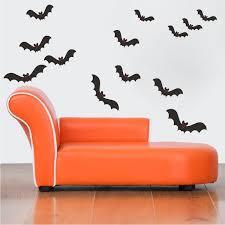 Halloween Bats Wall Decals Halloween Stickers Primedecals