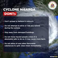 Cyclone Nisarga: BMC issues do's & don ...