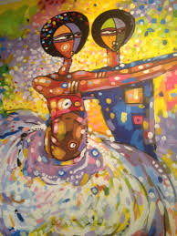 coloured by addis sanaart