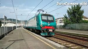 Treni di tutti i tipi nella stazione di La Spezia Migliarina [2/2 ...
