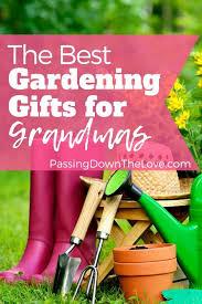 13 best gardening gifts for mom or grandma