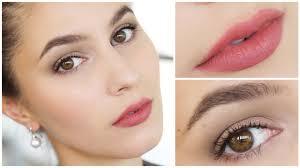office job interview makeup tutorial