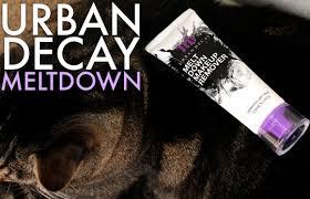 urban decay meltdown makeup