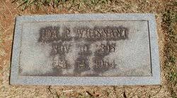 Ida Parker Whisnant (1895-1964) - Find A Grave Memorial